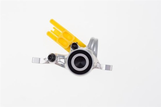 Magura Brake Caliper MT6 Chrome Polished incl. Brake Pads