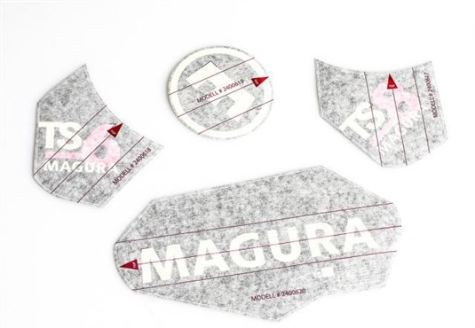 Magura Decal Set TS6/TS8 For All Suspension For Variations   Misc. Frames