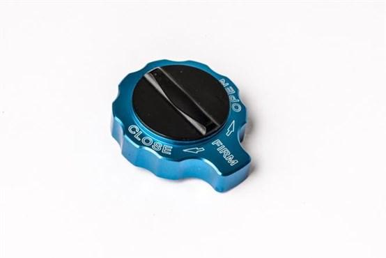 Magura DLO Cap-Kit, Operating Knob and Top Cap
