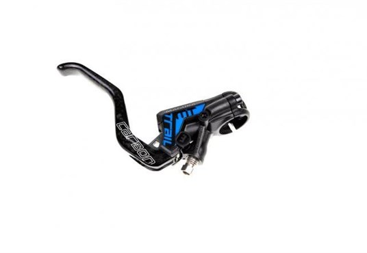 Magura Brake Lever Assembly MT Trail Carbon 2-Finger Carbolay Lever Blade With Cover