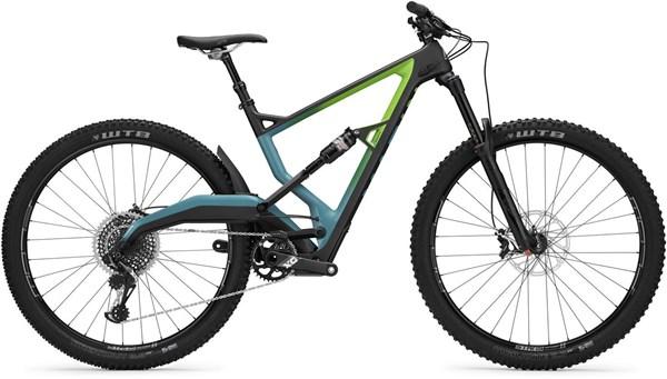 "Marin Wolf Ridge 9 29"" Mountain Bike 2020 - Enduro Full Suspension MTB"