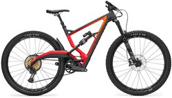 Marin Wolf Ridge Pro 29er Mountain Bike 2018 - Enduro Full Suspension MTB