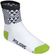 Polaris Geo Socks SS17