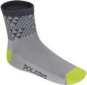 Polaris Geo Socks