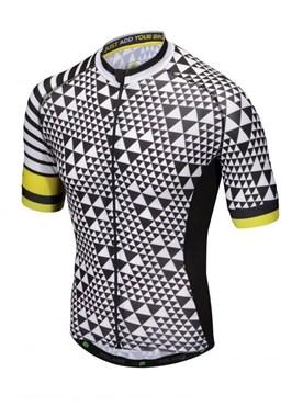 Polaris Geo Short Sleeve Jersey | Trøjer