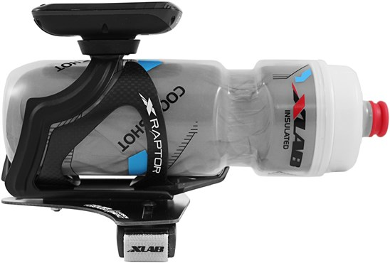 XLAB Torpedo Kompact 500 - Bottle and Cage