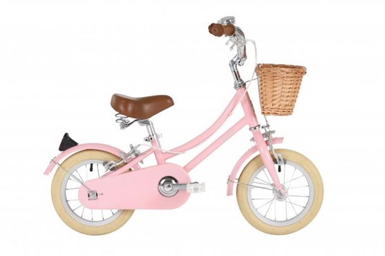 Bobbin Gingersnap 12w Girls - Nearly New 2017 - Kids Bike | City-cykler