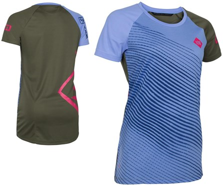 Ion Scrub AMP Womens Short Sleeve Jersey | Jerseys
