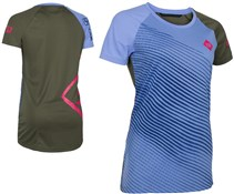 Ion Scrub AMP Womens Short Sleeve Jersey