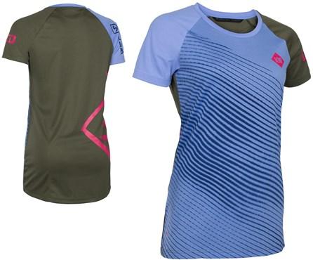 Ion Scrub AMP Womens Short Sleeve Jersey