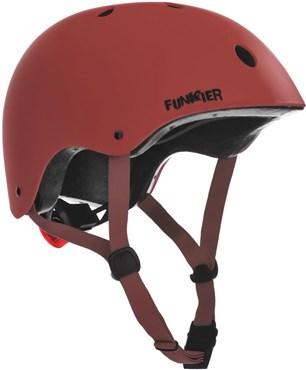 Funkier Capella Bmx/urban Helmet