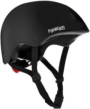Funkier Capella BMX/Urban Helmet 2017