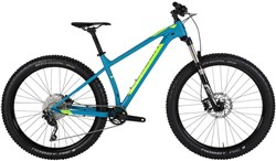 Polygon Entait TR6 27.5+ Mountain Bike 2017 - Hardtail MTB