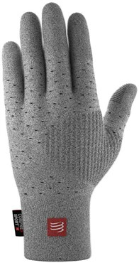 Compressport 3D Thermo Seamless Running Gloves SS17