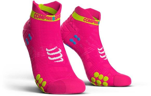 Compressport ProRacing Socks V3.0 Run Lo