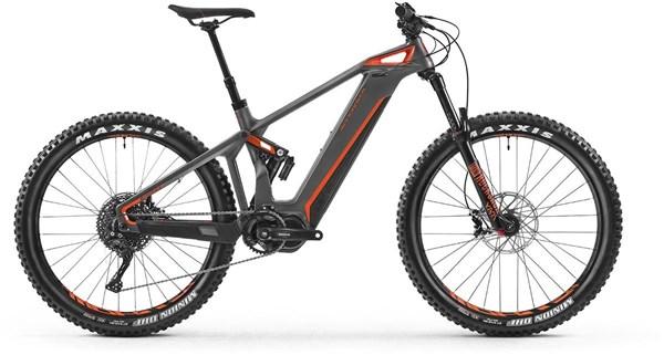 Mondraker e-Crusher Carbon R+ 2018 - Electric Mountain Bike | Mountainbikes