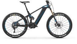 "Mondraker e-Crusher Carbon RR+ 27.5"" 2018 - Electric Mountain Bike"
