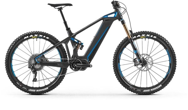 "Mondraker e-Crusher Carbon RR+ 27.5"" 2018 - Electric Mountain Bike"