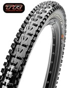 """Maxxis High Roller II+ Folding Dual Compound EXO Tubeless Ready 27.5"""" Tyre"""