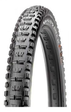 "Maxxis Minion DHR II+ Folding Exo TR 27.5""/650 MTB Tyre"