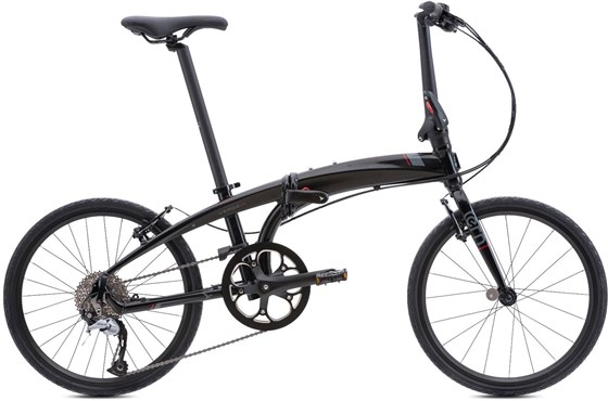 Tern Verge D9 10w 2017 - Folding Bike | Folding