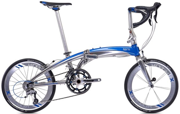 Tern Verge X18 20w 2017 - Folding Bike | Folding