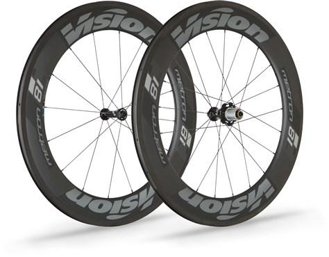 Vision Metron 81 Sl Wheelset V17 Clincher   Hjulsæt