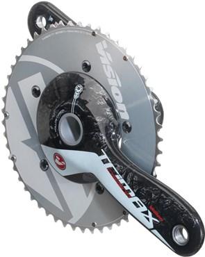 Vision Trimax Carbon TT BB30 Crankset
