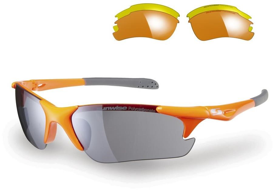 Sunwise Twister Cycling Glasses | Briller