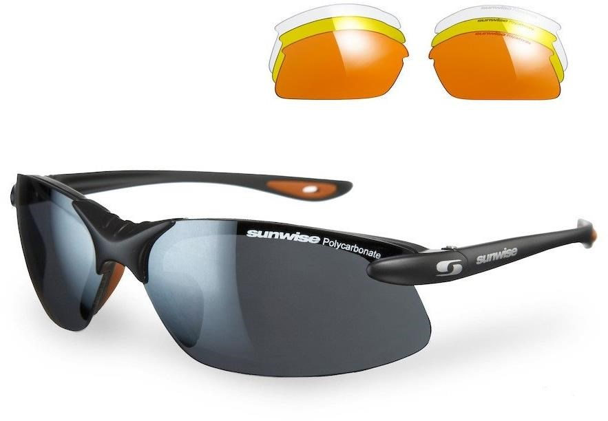 Sunwise Windrush Cycling Glasses | Briller