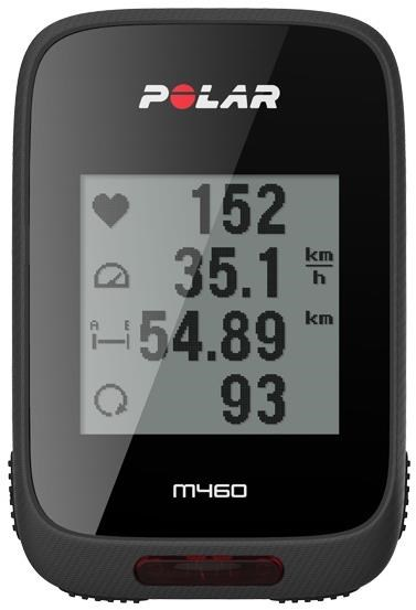 Polar M460 GPS Bike Computer   Cycle computers