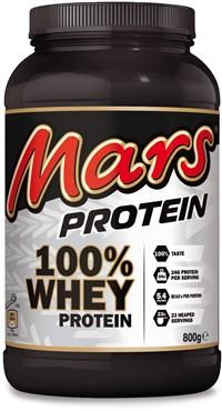 Mars Protein Powder Tub