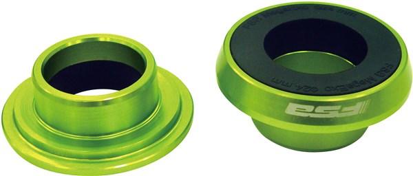 FSA BB30A Reducer Kit Green Frame: PF30A Cranks: MegaExo | Frames