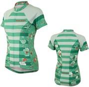 Pearl Izumi Sel Escape Ltd Fz Cycling Womens Short Sleeve Jersey
