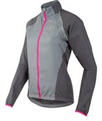 Pearl Izumi Elite Barrier Convertible Womens Cycling Jacket  SS17
