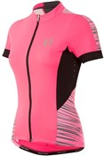Pearl Izumi Elite Pursuit Cycling Womens Short Sleeve Jersey