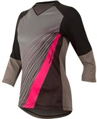 Pearl Izumi Launch Womens 3/4 Sleeve Jersey