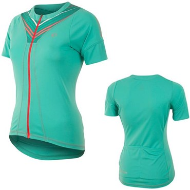 Pearl Izumi Select Pursuit Cycling Womens Short Sleeve Jersey