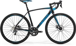 Merida Cyclo Cross 300 - Nearly New - 59cm 2017 - Cyclocross Bike