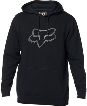 Fox Clothing Legacy Foxhead Pullover Fleece Hoodie