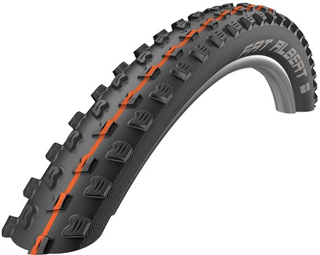 """Schwalbe Fat Albert Addix Soft Snakeskin TL 29"""" MTB Tyre"""