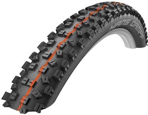 "Schwalbe Hans Dampf Addix Soft Superg TL 26"" MTB Tyre"