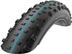 "Product image for Schwalbe Jumbo Jim Addix Speedgrip Snakeskin TL 26"" Fat Bike Tyre"