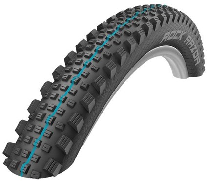 "Schwalbe Rock Razor Addix Speedgrip Snakeskin TL 27.5""/650b MTB Tyre"