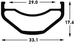 "Stans NoTubes Flow S1 29"" MTB Wheelset"
