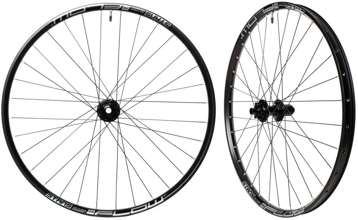 Stans No Tubes Flow S1 wheels