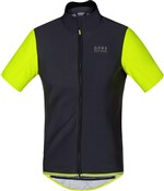 Gore Power Windstopper SO Short Sleeve Jersey