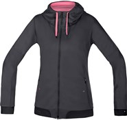 Gore Power Trail Womens Windstopper Soft Shell Hoody