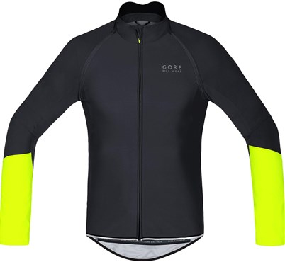 Gore Power Wind Stopper So Zo Long Sleeve Jersey