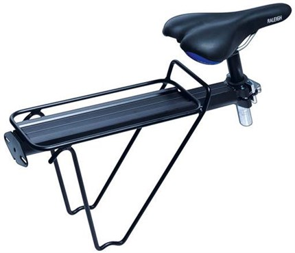RSP Pioneer Urban Seat Post Mount Rear Pannier Rack